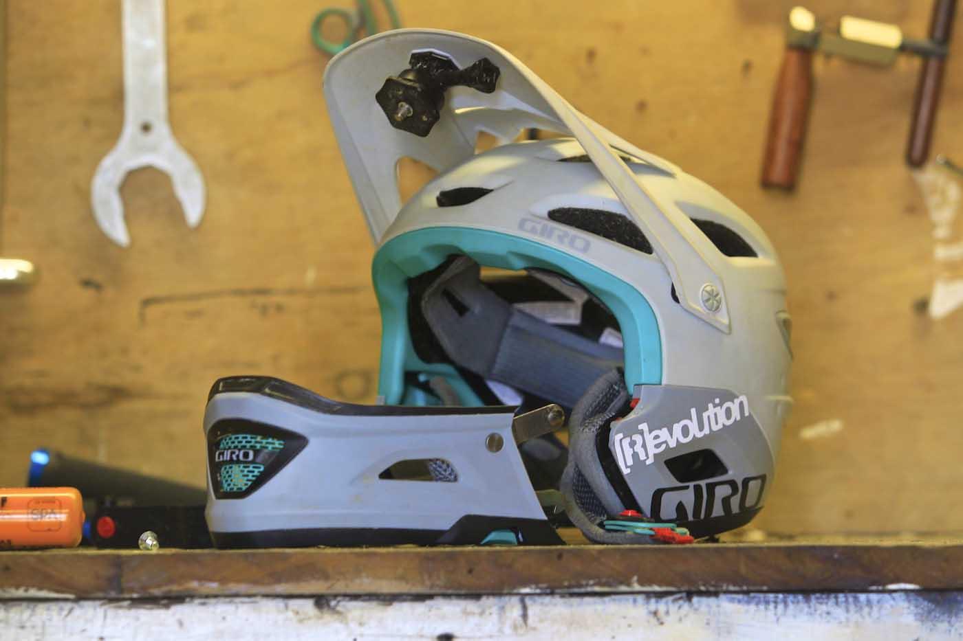 Giro Switchblade Review 4 - [R]evolution MTB