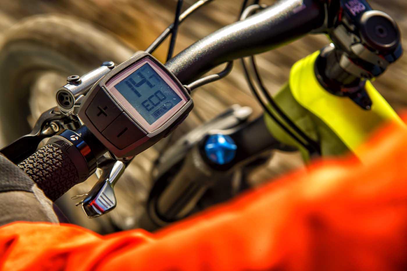 E]volution: e-Bike motor 'power' modes 101 - [R]evolution MTB